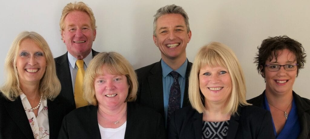 Ian Walker Family Law and Mediation Solicitors Team