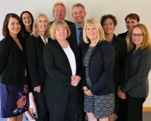 Family Lawyers team photo