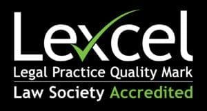 Lexcel Legal Practice Quality Mark Logo
