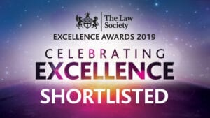 The Law Society Awards 2019