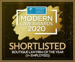 The Modern Law Awards