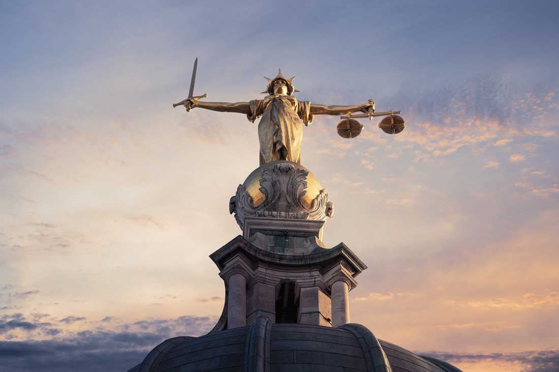 arbitration award - Justice On The Old Bailey