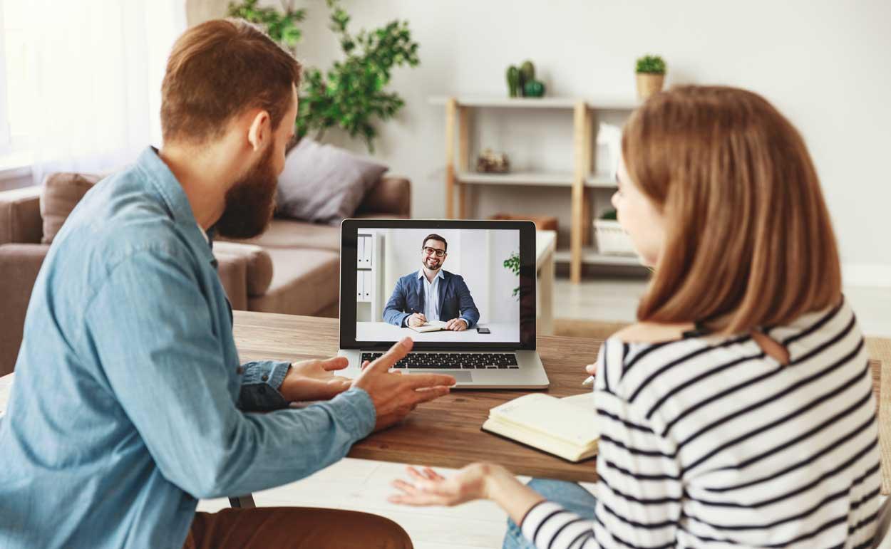 Divorce moves fully online