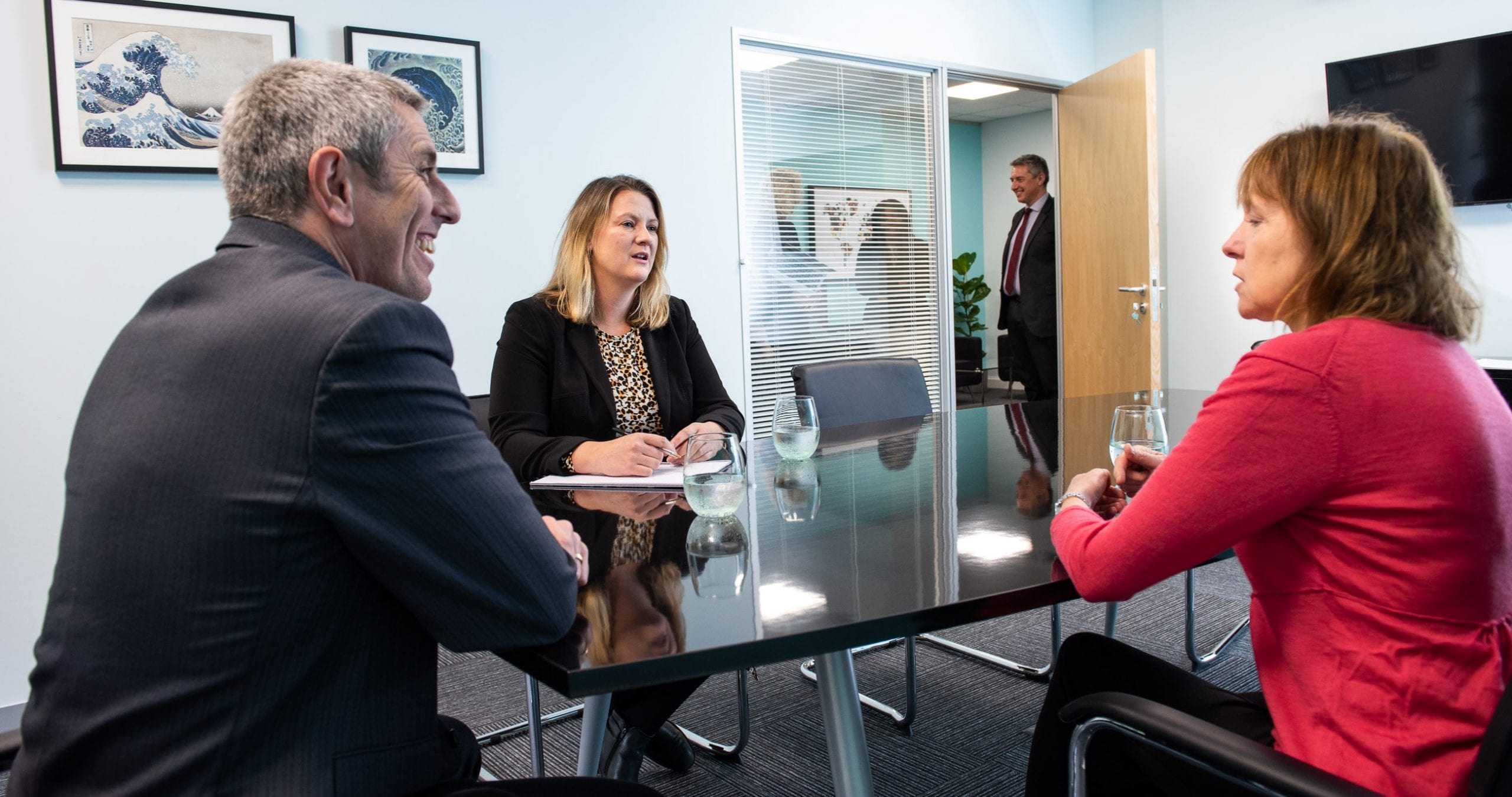 No-fault divorce delayed meeting with solicitors